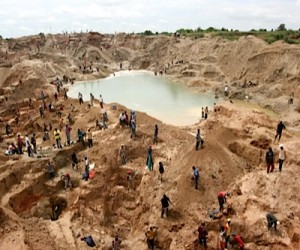 Congo refutes NGO accusations against Chinese miners