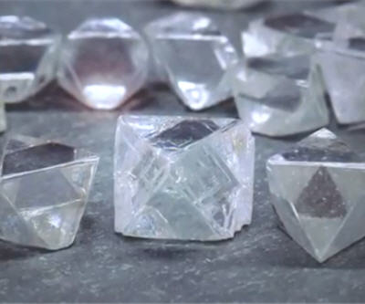 Diamonds prices down 2.1% in July