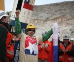 Chilean miners the best paid in South America, sixth highest in the world