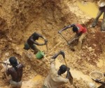 China and Ghana to work harder on tackling illegal mining