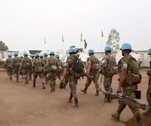 UN special forces sent to Congo's mining hub
