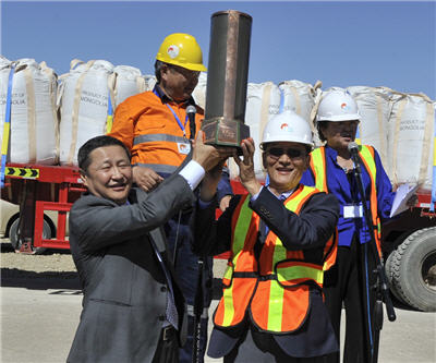 Mongolia still has '22 points of dispute' with Rio Tinto