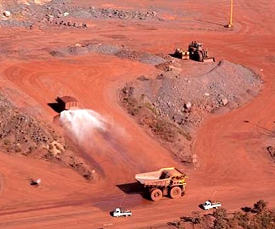 'Peaking' supply surge to lift iron ore price back above $100