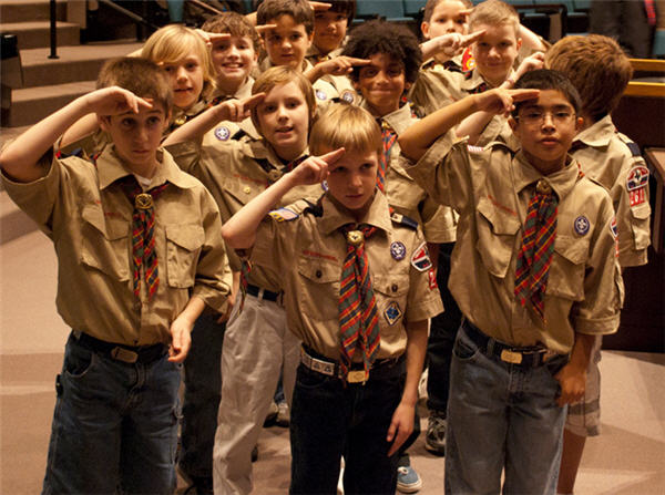 merit badge for mining scouts