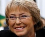 Chile's ex-president Bachelet considers mining law changes
