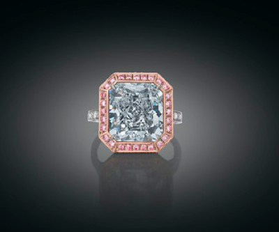 Finest blue diamond in the market on sale for 'only' $9.8 million