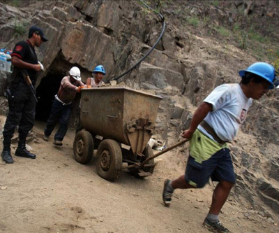 Peru steps up crackdown on illegal mining