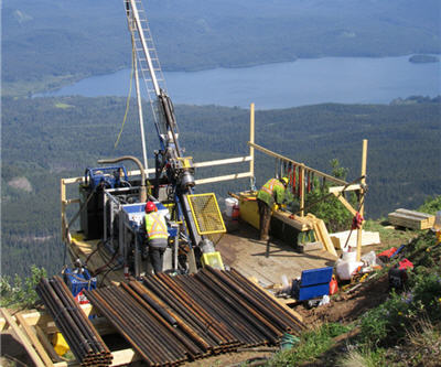 skeena resources spectrum property three peat