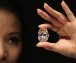 Egg-sized 'perfect' white diamond fetches record $30.8 million in Hong Kong