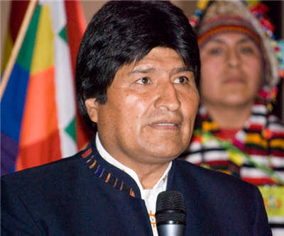 Bolivian President Evo Morales has nationalized a string of assets in the energy and mining industries.