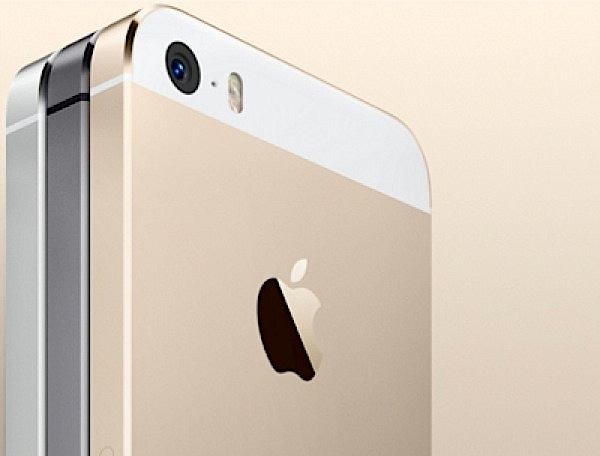 Gold iPhones almost sold-out