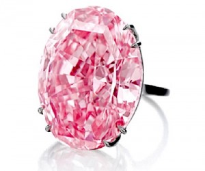 Pink Star sets new record for diamond sale
