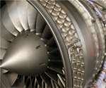 Platinum used in jet engines