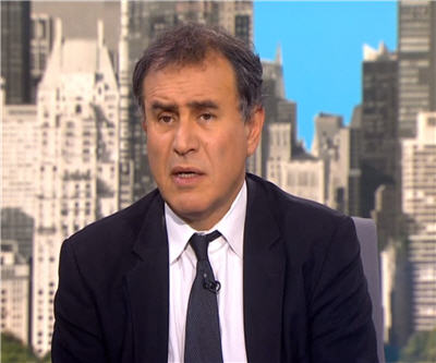 Roubini gives a talking to gold bugs, other 'pseuds and hacks'