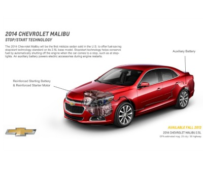 GM's battery switch more good news for lead