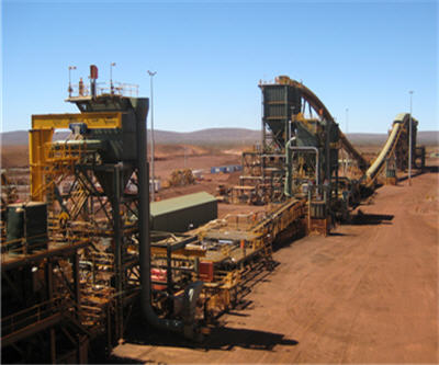 STOP LOSS: Iron ore price recovers 3% for the week
