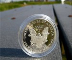 Gold price drop boosts gold and silver coin sales