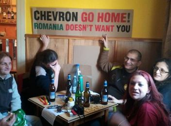 Romanians against Chevron