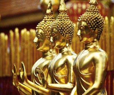 Asian gold fever hits Thailand