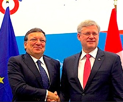 Canada-Europe historic trade deal removes tariffs on metals and minerals