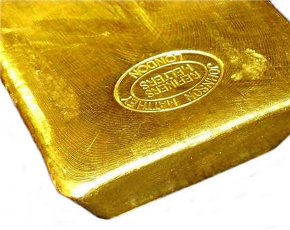 Why gold looks better