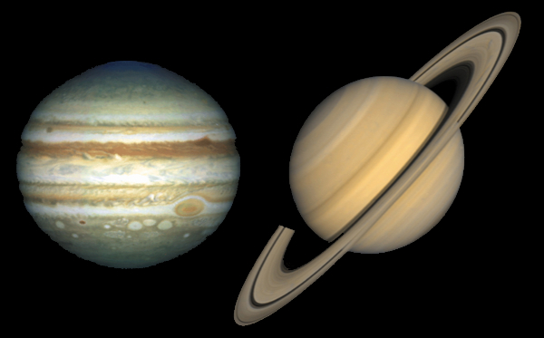 Jupiter forecast: cloudy with chance of diamonds