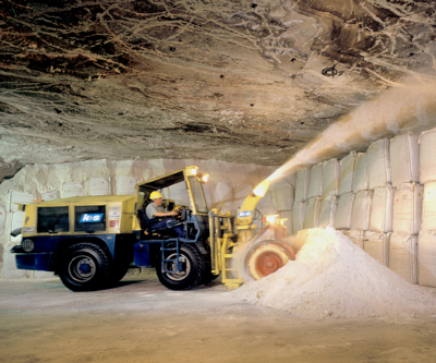 K+S German potash mine to stay closed until end of November
