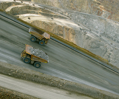 Suppliers Metso, Sandvik still hurting from slowdown aftermath
