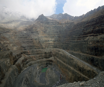 SLIDESHOW: The giant copper pit Chile is betting the future on