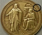Thousands of gold, silver Vatican's medals misspell 'Jesus'