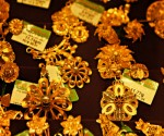 Indian gold imports declining