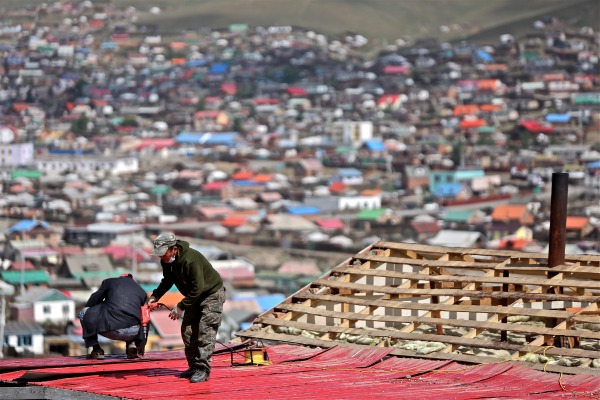 Mongolia gears up to fight for its mining life