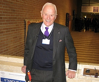 Barrick's Peter Munk's birthday not the happiest one