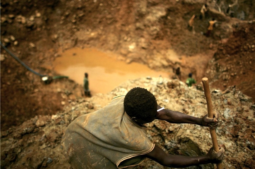 Switzerland launches probe into refiner Argor for alleged Congo gold laundering