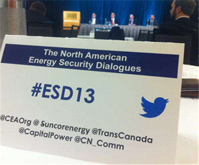 North American Energy Security Dialogues