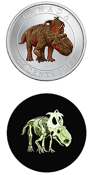 Canadian Mint gets innovation award for glow-in-the-dark coin