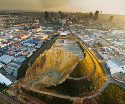 South Africa Gold Companies Face Mive Lung Disease Suit