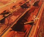 Iron ore price builds on rally