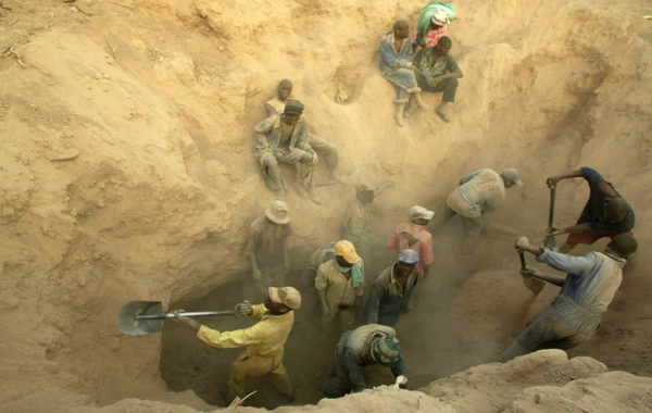 Zimbabwe may have to stop producing diamonds