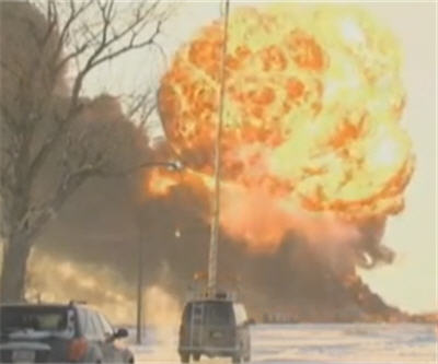 Bakken crude may be more flammable than traditional oil