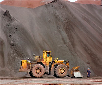 Iron ore rally turning into dead cat bounce