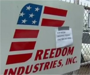 Freedom Industries is responsible for the spill