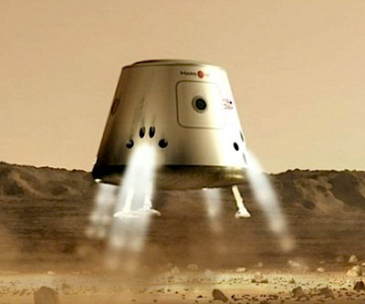 About 1,000 shortlisted for one-way trip to Mars