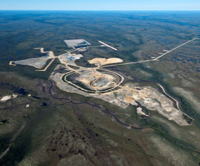 De Beers not ruling out expansion of its Victor diamond mine in Canada