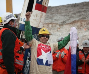 Movie about 33 Chilean miners rescued alive goes ahead amid bitter dispute over rights