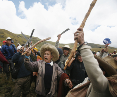 Mining opposition risks $57bn projected investment in Peru