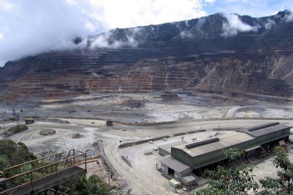 Papua New Guinea's Ok Tedi copper, gold mine handed over to locals