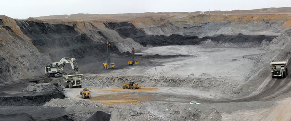 SouthGobi hit badly by coal prices slump, seeks funding to avert default