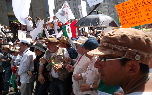 Canadian silver producer denounces harassment, violence from illegal miners in Mexico