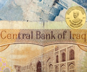 Iraq buys 36 tons of gold, largest amount in three years